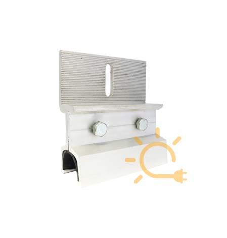 clip lock solar mounting